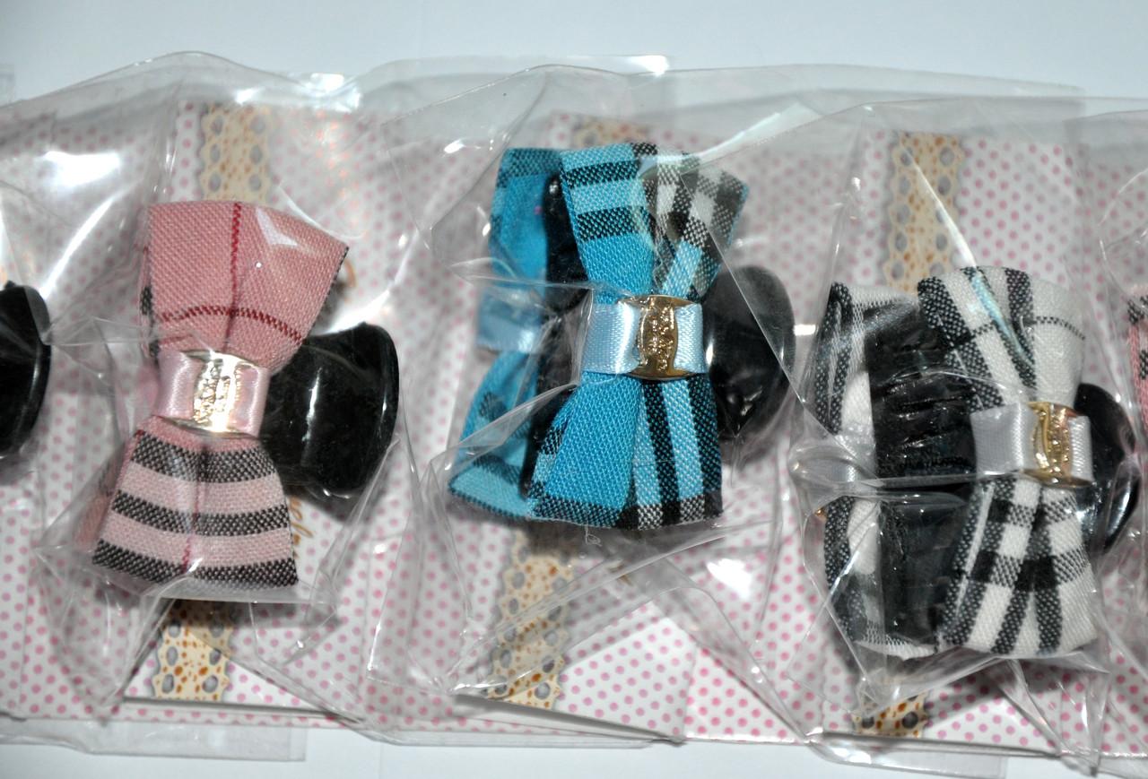 Крабики для волос - барбери (10 шт)