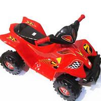 Квадроцикл с аккумулятором Орион 426, красный