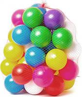 Детские шарики для сухого бассейна, 40штук