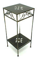 Кованый стол матрешка квадрат большой