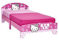Кроватка детская Хеллоу Китти 190*90 HelloHome от Worlds Apart