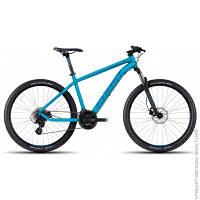 """Велосипед Ghost Kato 1 2016 27.5"""" синий/темно-синий/черный 16.5"""" (16KA3709)"""
