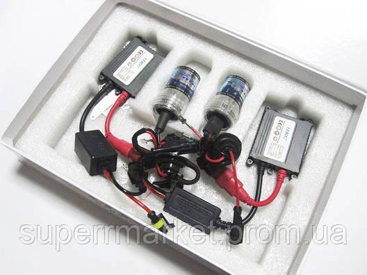HID XENON H3 6000K 12V 35W - комплект ксеноновых ламп для автомобиля, фото 2