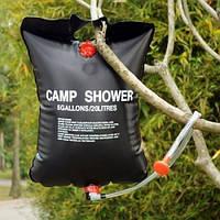 Переносной походный душ Camp shower для кемпинга и дачи 20 л