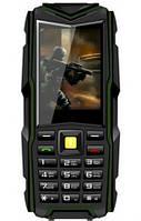Телефон Land Rover F8 Green