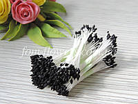 Тайские тычинки каплевидные, черные
