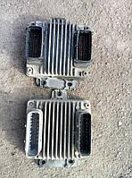 Блок управления двигателем Chevrolet Lacetti
