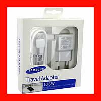 Зарядное устройство Адаптер Samsung Fast Charger 2A (Travel Adapter)!Опт