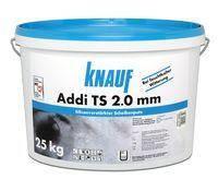 Кнауф Addi TS Модифицированная силиконом декоративная штукатурка (тонированная) 25 кг