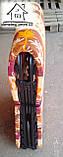 Розкладушка Аліна на ламелях з матрацом, фото 3