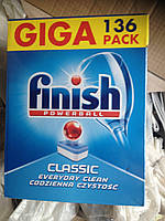 Таблетки для посудомоечной машины Finish Powerball Classic 136шт.