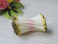 Тайские тычинки желтые с черным кончиком, фото 1