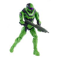 Фигурка Хало Спартанец Атлон. Halo Spartan Athlon Green. 30 см.