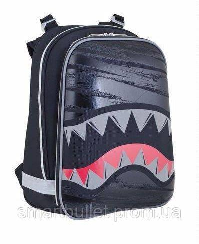 Ранец школьный ортопедический 1 Вересня Shark 553373