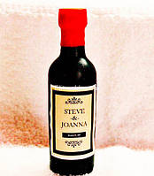 Силиконовая форма Бутылка вина