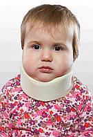 Бандаж для шеи детский, мягкий (шина Шанца) ОРТЕЗ-2Н reabilitimed