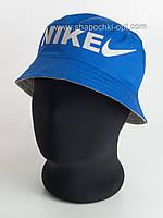 Синяя мужская панама Nike