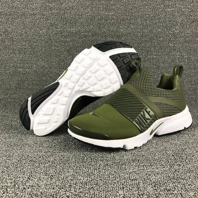 74eb9dde Купить Кроссовки мужские Nike Air Presto Extreme зеленые | TopShop24 ...