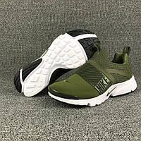 Кроссовки мужские Nike Air Presto Extreme  зеленые