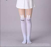 Колготки для дівчинки Bunny 3-12 років, фото 1