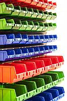 Купить стеллаж для метизов и ящики для хранения крепежа в Запорожье