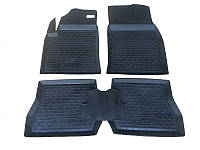 Коврики в салон Ford Fiesta 2008-  (5 шт) каучук ТЭП
