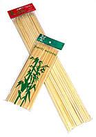 Палочки бамбуковые для шашлыка 30 см. Диаметр: 5мм. В упак: 50шт.