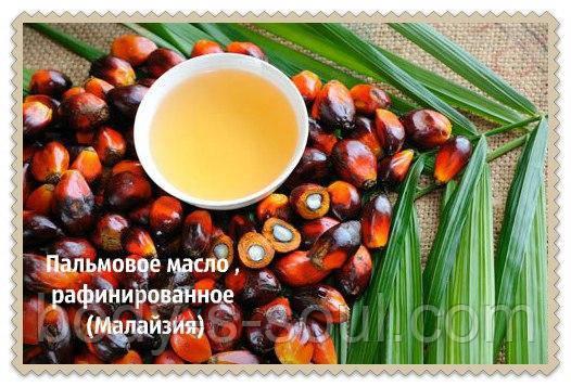 Пальмовое масло ,рафинированное (Малайзия)