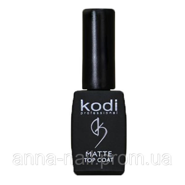 Matte Top Coat Velour Kodi Professional, 8мл