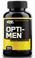 Optimum Opti-Men 150 tabs, фото 1
