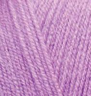 Детская пряжа (акрил)   для ручного вязания ŞEKERİM BEBE (шекерим беби) акрил   290 багряник