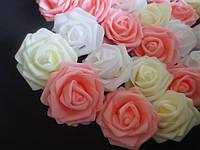 Головы искусственных цветов