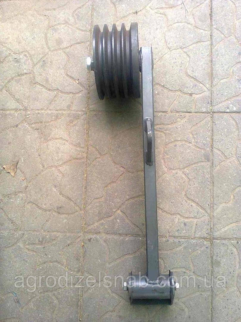 Натяжитель ремня привода насоса ГСТ-90 Дон-1500