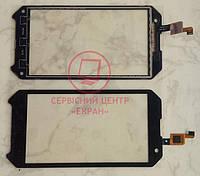 Blackview BV6000/BV6000s сенсорний екран, тачскрін чорний