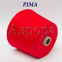 PIMA 4 Алый (100% хлопок)