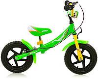 Детский беговел Babyhit Evoke зеленый (24800)