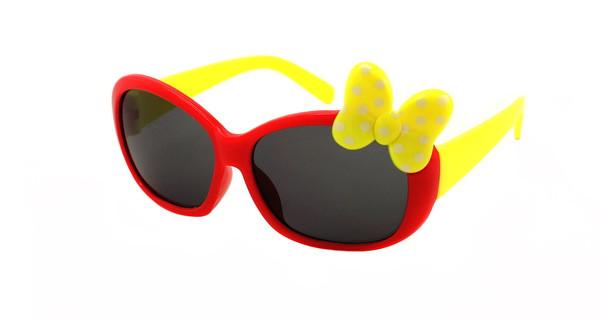 Поляризующие детские очки от солнца для девочки Джения