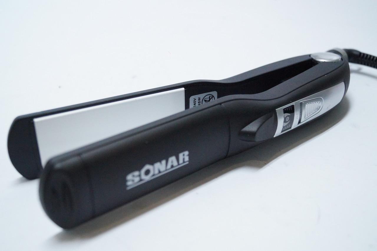 Утюжок, Выпрямитель, Плойка, Щипцы для волос Керамика Sonar SN-719