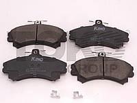 Колодки тормозные дисковые на MITSUBISHI COLT, SPACE, CARISMA