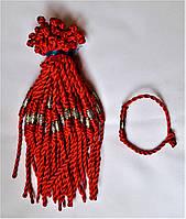 Фенечка - оберег - Красная нить на руку