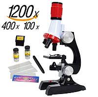 Микроскоп 900X (Scientific Explorer Newton Microscope Kit)