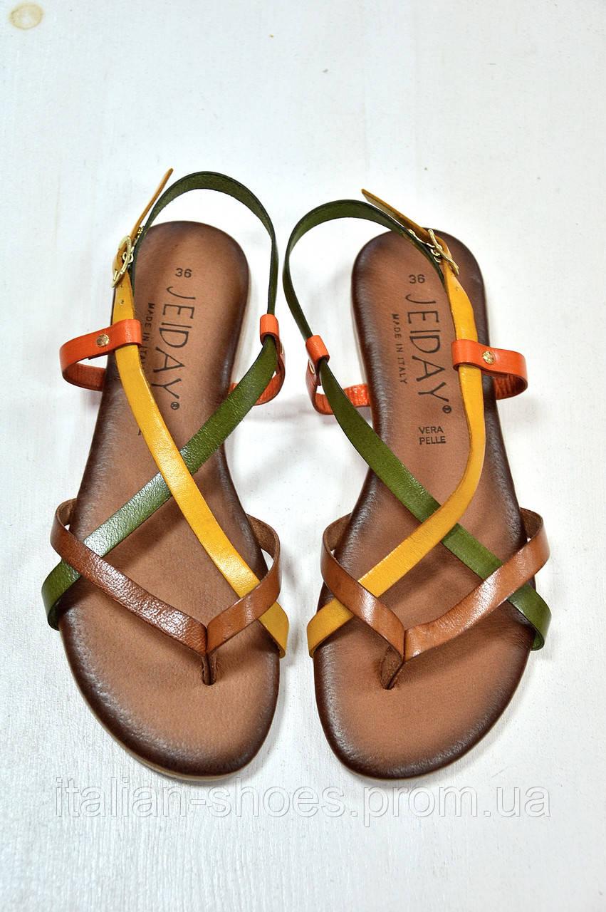 Сандалии женские разноцветные Jeiday
