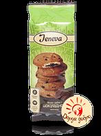 """Печенье сдобное """"Jeneva"""" с шоколадной начинкой, 200 гр."""