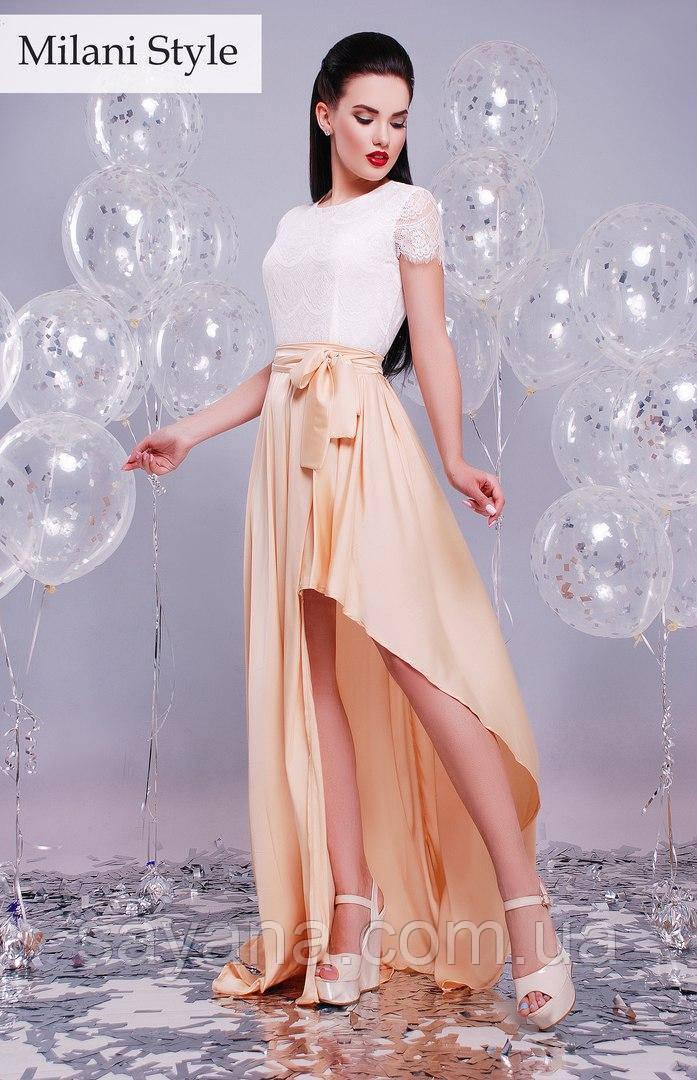 Женское очень красивое платье в расцветках. К-100-0617