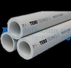 Трубы Tebo для воды Pn20 (не армированная)