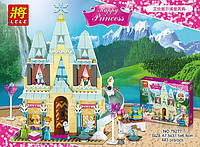 Конструктор Lele Princess / Принцесса 79277 Праздник в замке Эренделл (аналог Lego Disney Princess 41068)