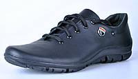 Кожаные мужские туфли украинского производителя. Оптом и в розницу, Размер 40-45