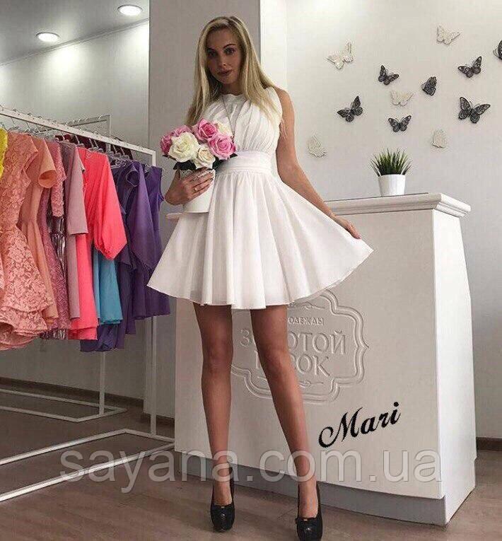 Женское шикарное платье. К-107-0617