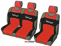 Чехлы-майки Milex Racing Bus красные