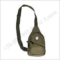 Тактическая барсетка, городская сумка, через плечо для военных, армии олива